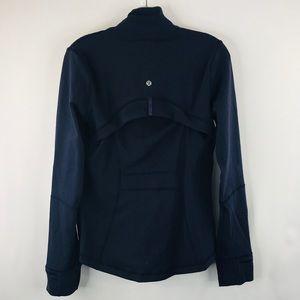 Lululemon athletic blue jacket SZ:8